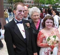 Wow! What a wedding theme!