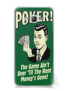 Capa Samsung Gran Prime Poker #2 - SmartCases - Acessórios para celulares e tablets :)