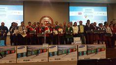 """Primer Concurso Regional de Emprendimiento Social en Ciencia y Tecnología: """"Soluciones para el Futuro""""."""