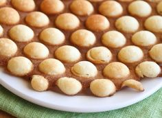 Egg Waffles (or Eggettes/Egg Puffs) | Kirbie's Cravings | A San Diego food blog