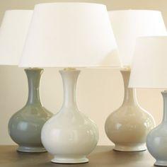 Suzanne Kasler Large Gourd Lamp #celebrateballard