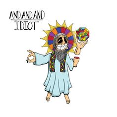 Idiot, by And And And Get Off My Lawn, The Clash, The Visitors, Pink Floyd, Tapestry, Album, This Or That Questions, Hanging Tapestry, Tapestries