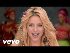 Shakira - Waka Waka (This Time for Africa) (The Official 2010 FIFA World Cup™ Song) - YouTube