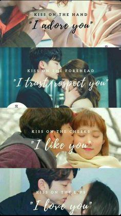 Login - Types of kiss in kdrama - Korean Drama Funny, Korean Drama List, Korean Drama Quotes, Korean Drama Movies, Korean Actors, Korean Dramas, Quotes Drama Korea, Goblin Korean Drama, Types Of Kisses