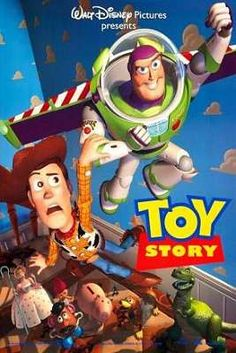 """November 22 - The first ever full length computer animated feature film """"Toy Story"""" was released by Pixar Animation Studios and Walt Disney Pictures. Disney Pixar, Film Disney, Disney Movies, Childhood Movies, 90s Movies, Pixar Movies, Good Movies, Cartoon Movies, Toy Story 3"""