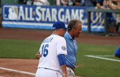 Billy Butler & George Brett