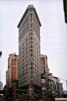 Would Building | The Flatiron Building
