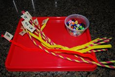Pipe cleaners are some of our favorite supplies for kids fun. I love how they come in a variety of colors, are fairly inexpensive (I've seen them at the dollar store) and are totallyversatile. I also have great memories of playing with pipe cleanerswhen I was a kid. Well, pipe cleaners are still very popular …
