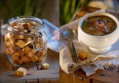 Fransk løksuppe med vørterøl og krutonger - Elin Larsen