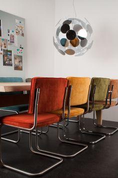 Ridge Rib chair - Zuiver