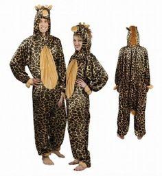 Giraffe Safari Kostüm   Partyklar