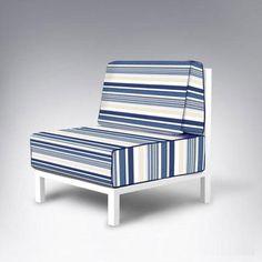 ducduc Cabana Lounge Chair - CAB-SLC