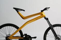 Bicicleta Ford por alumnos de CEDIM