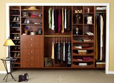 Traditional Closets - traditional - Closet - Other Metro - Tailored Living featuring PremierGarage