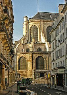 Saint Sulpice Church, 26 Bis Rue Cassette, Paris VI  www.liberatingdivineconsciousness.com