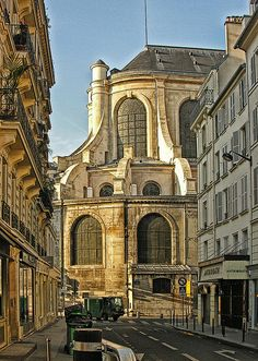Saint Sulpice Church, 26 Bis Rue Cassette, Paris VI