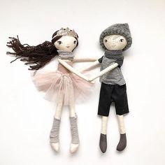 These Little Treasures Doll Patterns Free, Felt Fairy, Hand Knit Scarf, Baby Store, Boy Doll, Fairy Dolls, Soft Dolls, Doll Crafts, Cute Dolls