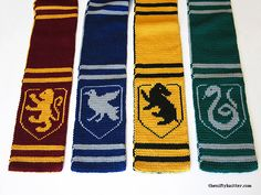 Buy 3 of my Hogwarts Scarves, get 1 FREE!
