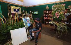 Prefeitura de Teotônio Vilela expõe arte e cultura na Feira dos Municípios   Teotônio Vilela - Governo Municipal