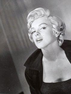 Marilyn. Photo by Jean Howard, 1954.