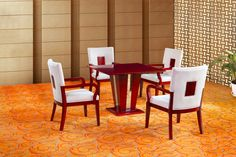 XY OEM outsourcing firm modern style ISO14001 CE teak wood chair and tables for restaurant