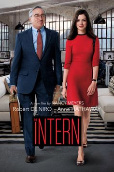 The Intern - Robert De Niro, Anne Hathaway, Rene Russo, Andrew Rannells. Films Hd, Comedy Movies, Hd Movies, Movies Online, Movies And Tv Shows, Watch Movies, Tv Watch, Watch Netflix, Movies Free