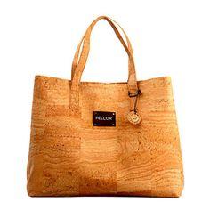 Pelcor Essential Tote B Cork Handbag | Eco Life Luxury