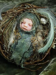 Doll Art | Fairy Baby
