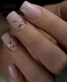 The advantage of the gel is that it allows you to enjoy your French manicure for a long time. There are four different ways to make a French manicure on gel nails. Classy Nails, Fancy Nails, Stylish Nails, Pink Nails, Fabulous Nails, Perfect Nails, Gorgeous Nails, Pretty Nails, Cute Acrylic Nails