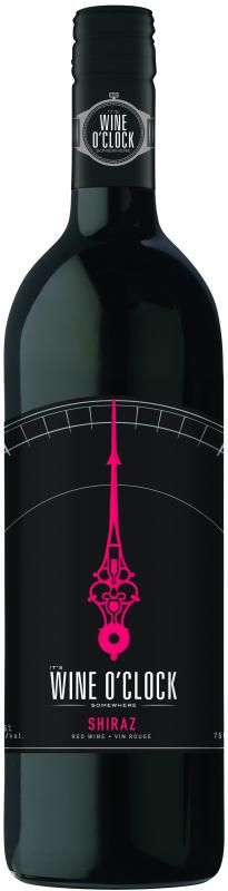 WINE O'CLOCK - SHIRAZ