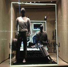 """EMPORIO ARMANI, """"The Capsule Collection"""", pinned by Ton van der Veer"""