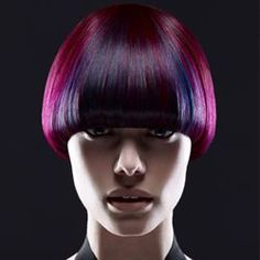 British Haircolorist of the Year Winning Collection / Chris Williams