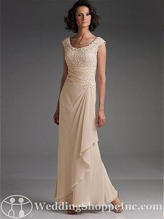Order a Cameron Blake 110619 Mother of the Bride Dresses at The Wedding Shoppe today