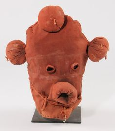Hopi Mudhead Mask : Lot 6
