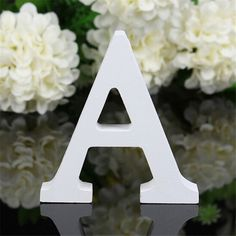 Peyan 3D Wooden Alphabet Letters Plaque Wall Home Office Wedding Party Decoration -- More forbidden discounts at the link of image : Nursery Decor