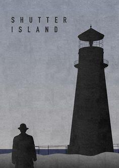 Shutter Island byOliver Shilling