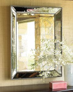 """Channing Mirror from Williams-Sonoma Home 30""""x40"""""""