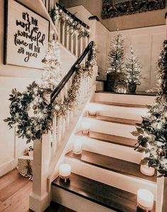 30 Easy DIY Christmas Decoration Ideas - How to Make Christmas Decorations Launc. - 30 Easy DIY Christmas Decoration Ideas – How to Make Christmas Decorations Launch the gallery to - Christmas Staircase, Christmas Bedroom, Christmas Home, Christmas Lights, Vintage Christmas, Christmas Crafts, White Christmas, Christmas Entryway, Christmas Doodles