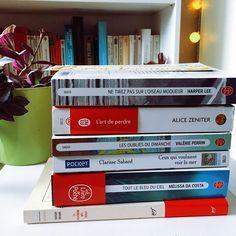 Rejoins-nous dans #JeBookin, le club de lecture virtuel. Nous y partageons nos coups de coeur, nos bons plans autour de la #lecture et lisons chaque mois un livre ensemble. #club #livre #littérature Harper Lee, Bons Plans, Coups, Blog, Dreams, Instagram, Personal Development, Livres, Reading