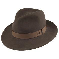 f03510fef5861 Bailey Hats Sperling Fedora Hat - Serpent