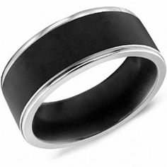 Crown Ring - Collections Alternative Metal Cobalt Black Cbb 0022