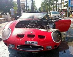 101 Best Luxury Car Wrecks Images On Pinterest Expensive Cars