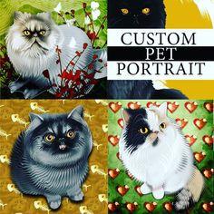 Recent pet portraits by #catdaddy @jimiyodotcom  Available for order at jimiyo.com/pet  #art #illustration #photoshop #drawing #draw #artist #pen #pencil #instaart #cintiq #graphic #graphics #artoftheday #jimiyo #doodlefart #tshirt #tshirtdesign #wacom