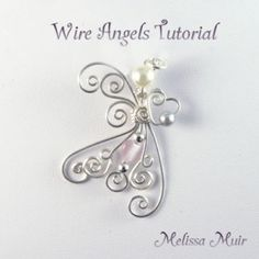 Ever since I started making angels people have asked if I would write a tutorial for them. I had a very hard time teaching them at first because they were so special to me. Most of you already know...