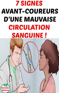 7 signes avant-coureurs d'une mauvaise circulation sanguine ! Ecards, Runners, Signs, Recipes, E Cards