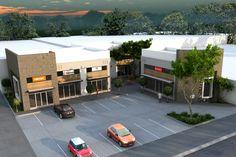 Proyecto: Plaza nicaragua, aq3 arquitectos.