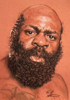 Kimbo Slice by ~therealbradu on deviantART