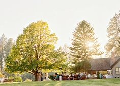 I really don't even know where to begin with this wedding. Of course there are the hold-your-breath beautiful images that our friend Ryan Ray captured. And the this-can't-be-real farm backdrop complet. Wedding Bells, Fall Wedding, Rustic Wedding, Wedding Ceremony, Dream Wedding, Autumn Weddings, Wedding Stuff, Wedding Ideas, Farm Backdrop