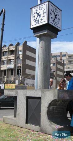 Relogio da Cacuia - Ilha do Governador em Inventário dos Monumentos RJ