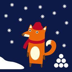 Mr. Fox by Sara Strand